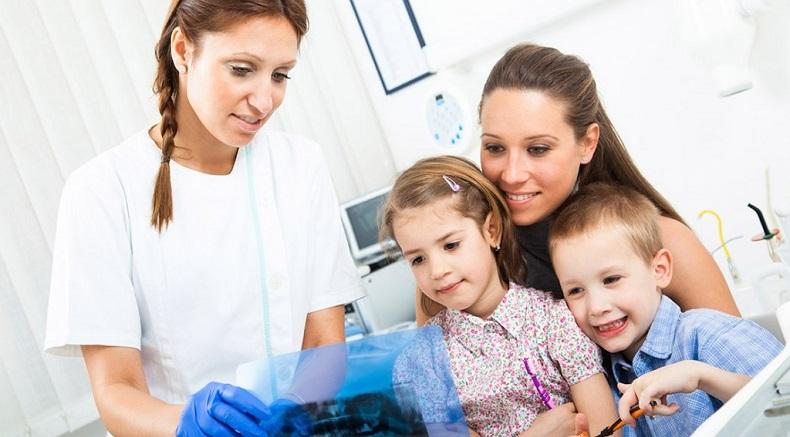 Ortodonzia per bambini a roma